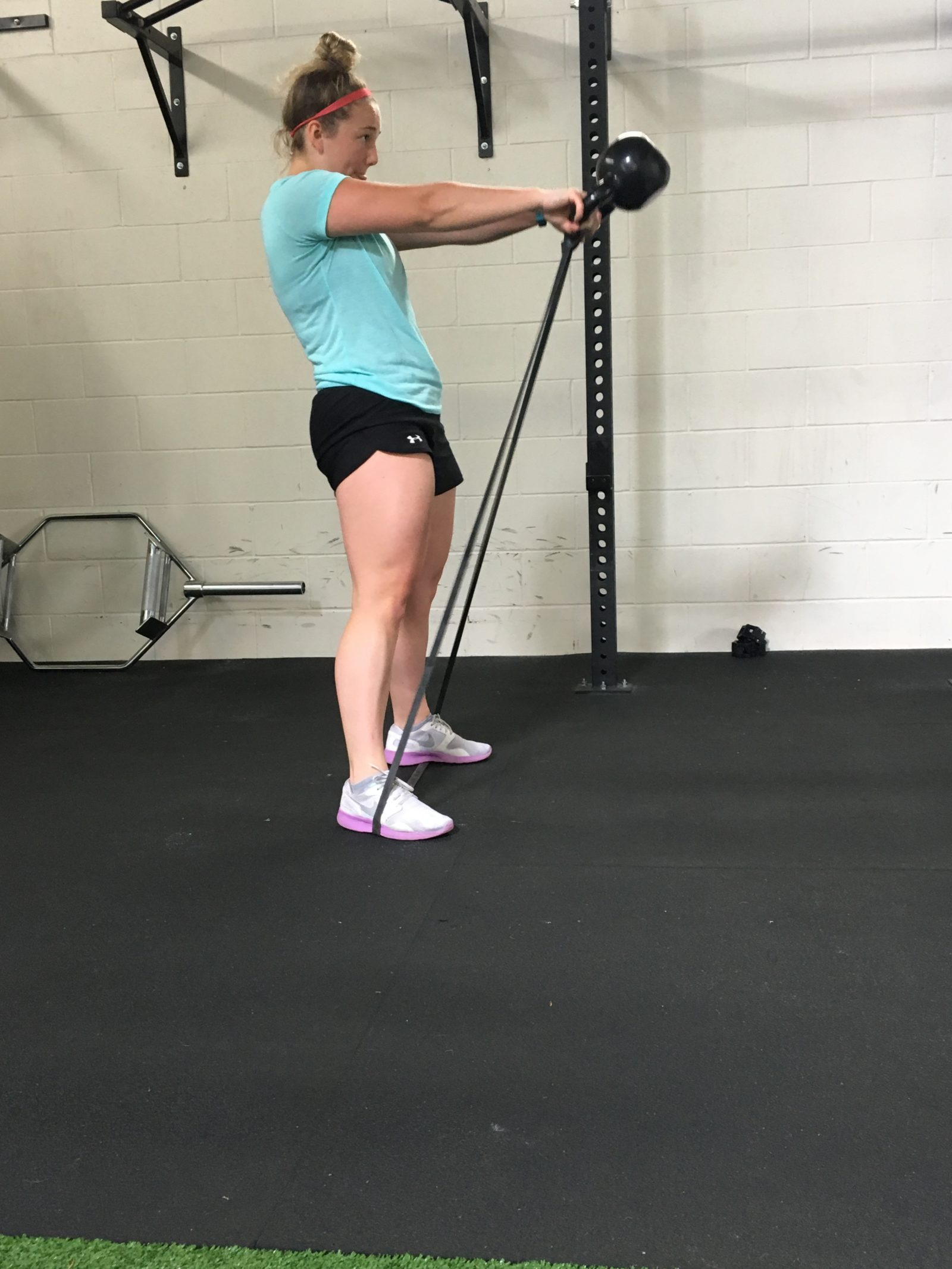 Female weight training, Soccer, Off season, Bracebridge personal training